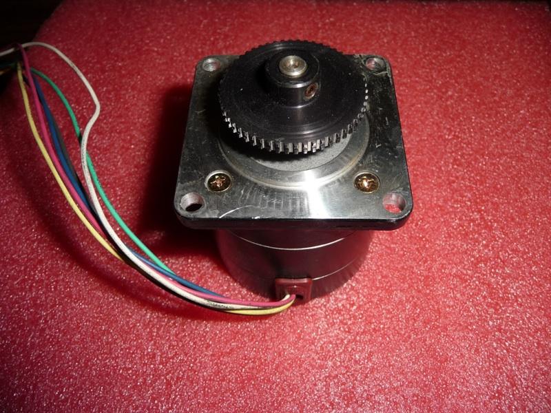 Vexta Ph266 1 Stepper Motor 6v 1 8 Deg Ebay